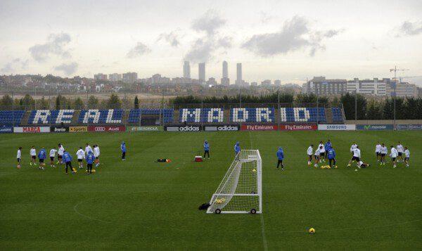 Valdebebas, sede de 'La Fábrica'/ Juan Aguado