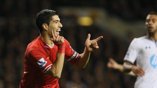 Luis Suárez es el jugador franquicia de los 'reds'/ AP