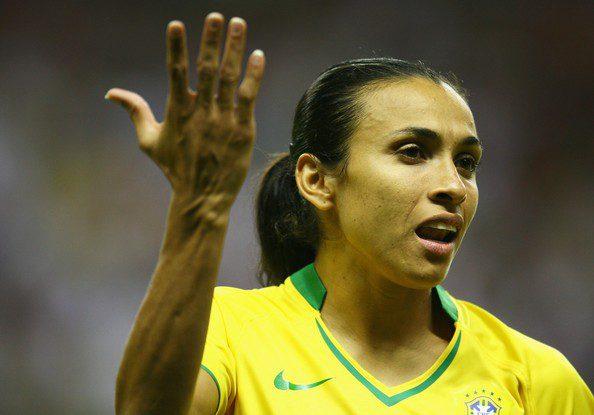 La diferencia entre el salario de Marta Vieira y Cristiano Ronaldo es obscena/ Getty Images