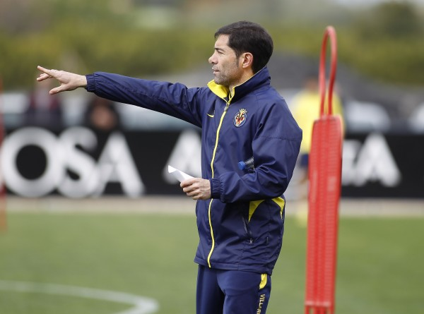 Marcelino comanda con éxito el 'submarino amarillo'/ Carme Ripolles