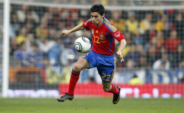 Navas es uno de los dos campeones del mundo que lo han sido perteneciando a Betis o Sevilla/ Ángel Rivero