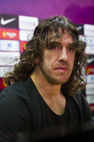 Carles Puyol ha anunciado que abandonará el Barcelona/ Alex Caparrós