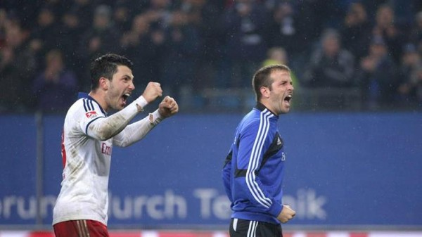 El Hamburgo nunca ha estado en el segundo escalón de la Bundesliga/ EFE