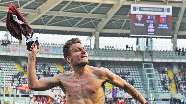 Ciro Immobile es uno de los ídolos del actual 'Toro'/ EFE