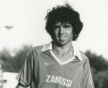 Juan Lozano fichó por el Real Madrid en 1983/ Carlos Ortega