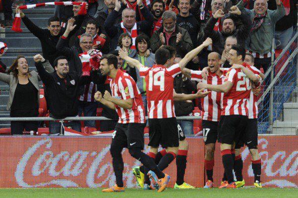 El Athletic volverá a disputar la Champions League/ Juan Echeverría