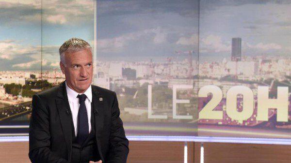 Didier Deschamps ha desatado la polémica dejando fuera a Samir Nasri / AP