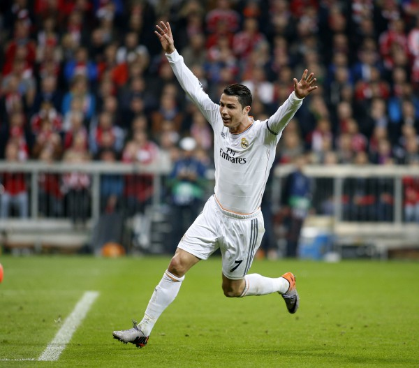 Cristiano Ronaldo ha batido todos los registros goleadores esta Champions/ José A. García