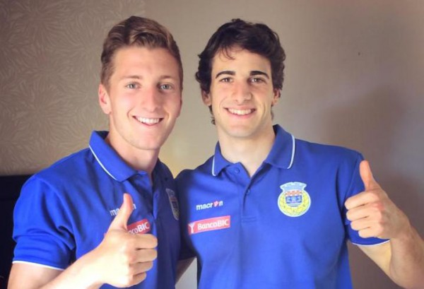 Iván Balliu comparte vestuario con Cristian Ceballos al que también entrevistamos/ Facebook