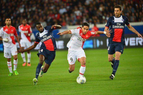 El Mónaco no pudo destronar al PSG/ ASMFC