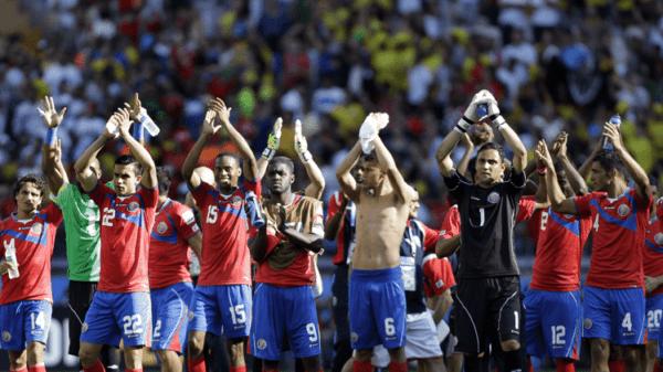 Costa Rica, sin duda la gran sorpresa de Brasil 2014/ AP