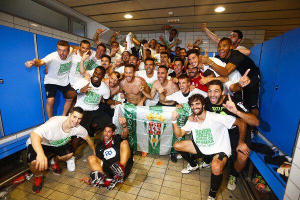 El Córdoba vuelve a Primera después de 42 años / Gerardo Ojeda