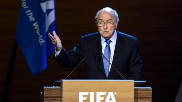 Jpseph Blatter, el 'trasparente' presidente de la FIFA/ AFP