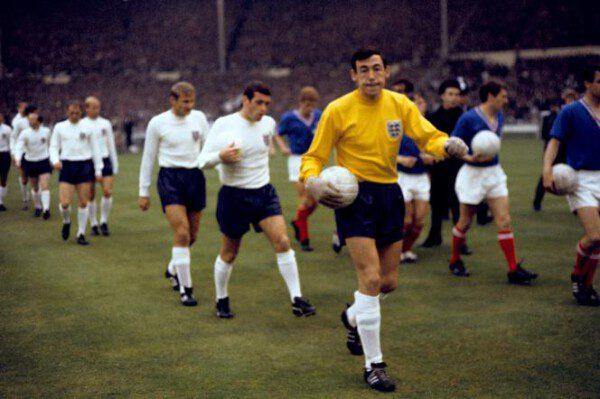 Banks, uno de los artífices del éxito inglés en el mundial de 1966/ The F.A.
