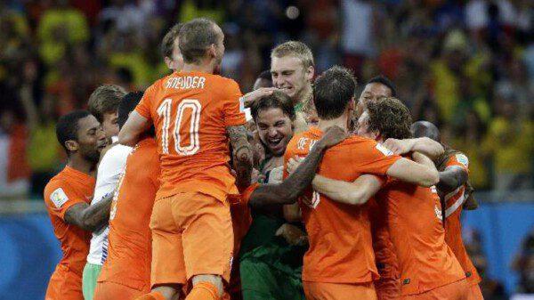 Holanda puede consumar otra  'vendetta' si vence a Argentina/ AP