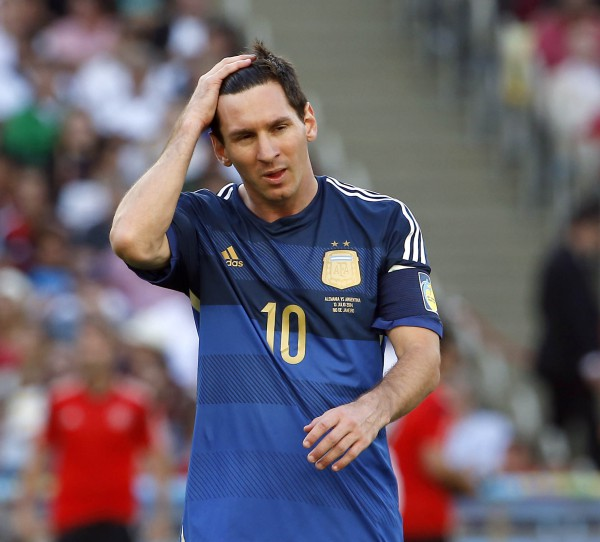 La implicación de Messi con Argentina ha sido mayor/ José Antonio Sanz