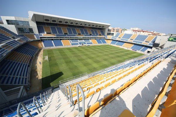 El Estadio Ramón de Carranza/ Cádiz C.F.