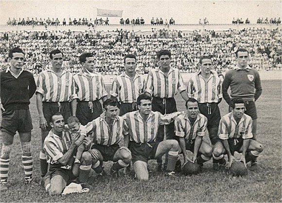 El Atlético Tetuán, único representante del Protectorado de Marruecos en Primera División/ Football Republik
