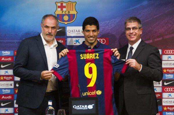 El fichaje de Luis Suárez ha elevado los gastos barcelonistas a