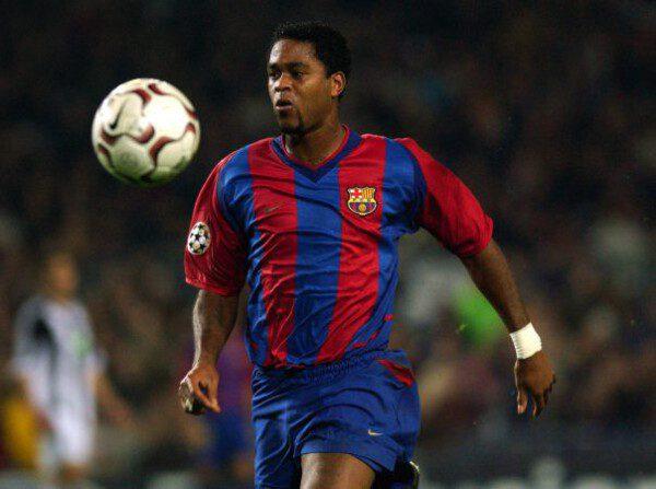 Uno de los goleadores más fructíferos del Barcelona es, sin duda, Patrick Kluivert/ Getty Images