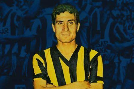 Lefter Kuçukandonyadis, el mejor futbolista 'rumle'/ Yunanistan