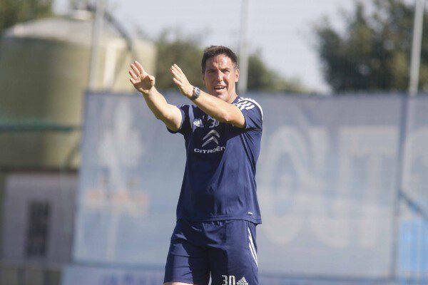 Berizzo está teniendo un estreno envidiable como entrenador en la Liga BBVA/ Jorge Landín