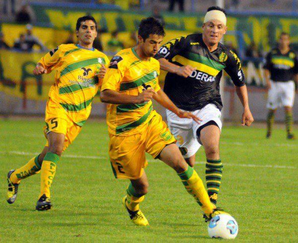 Defensa y Justicia consiguió la pasada campaña el ascenso a Primera División/ El Gráfico