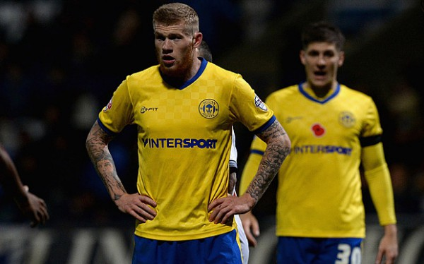 James McClean rechazó llevar la 'poppy' por respeto a las víctimas del Bloody Sunday/ Getty Images