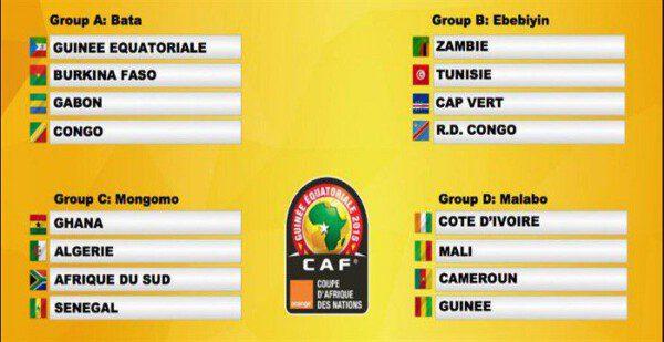 Dieciséis selecciones buscarán ser la mejor de África/ Orange
