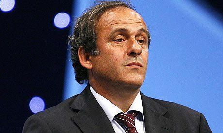 Michel Platini, otro directivo 'macro'/ Getty Images