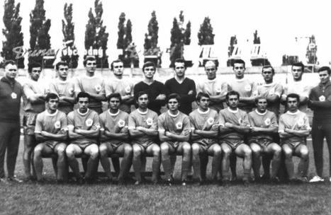 El Spartak Trnava uno de los tres representantes del bloque del Este en la Copa de Europa 68/69/ Getty Images