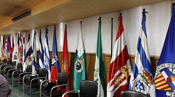 Los clubes de la LFP se han topado con las limitaciones del CSD a la hora de la nueva ley sobre los derechos televisivos/ Ángel Rivero