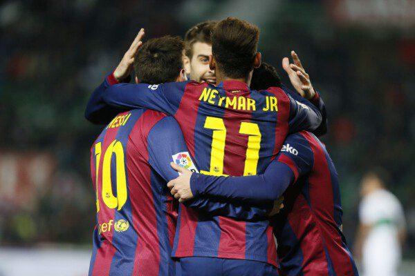 El Barcelona toma impulso/ Manuel Lorenzo