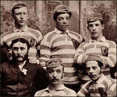 Andrew Watson, parte de la historia del fútbol/ Getty Images