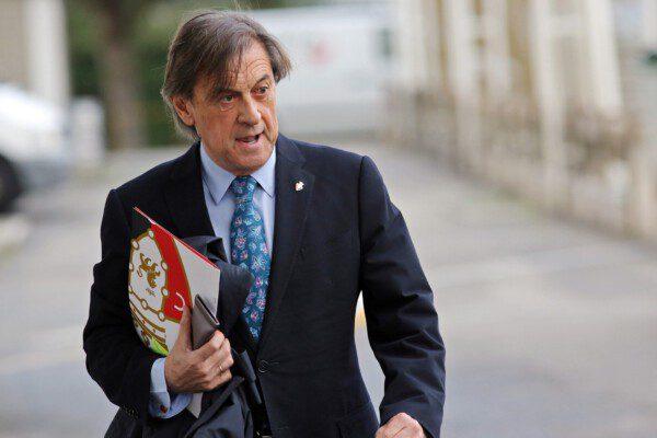 Miguel Archanco, señalado por perjudicar a Osasuna/ Cristina Abadia