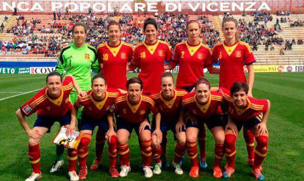 La selección española femenina debutará en un mundial/ Getty Images