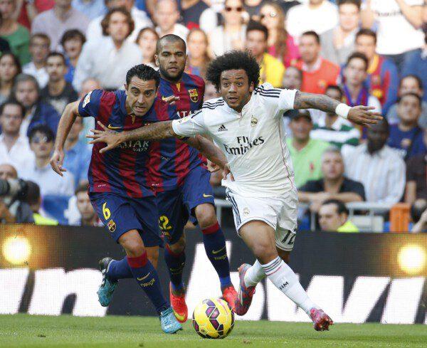 Real Madrid y Barcelona se ven las caras este domingo en el Camp Nou/ Rafa Casal