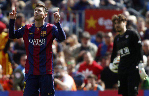 Leo Messi ha sido crucial en la reacción azulgrana/ Francesc Adelantado