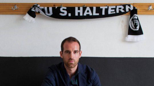 Christoph Metzelder es el presidente del TuS Haltern/ TuSH