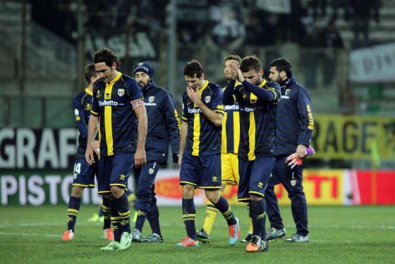 El Parma está viviendo una auténtica pesadilla/ EFE