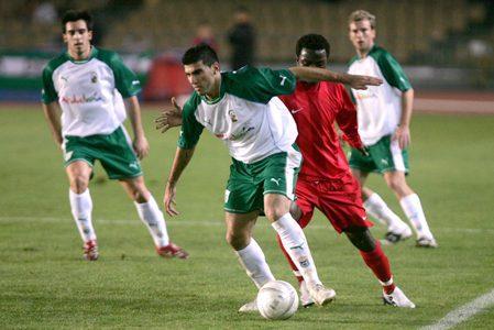 José Antonio Reyes, uno de los baluartes de la selección andaluza/ FAF