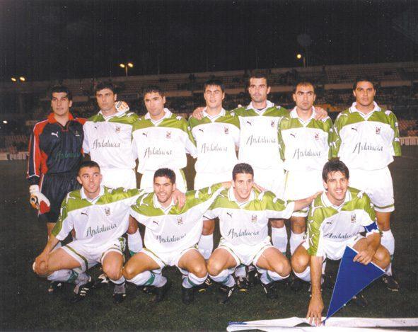 La selección andaluza tuvo actividad frecuente de 1998 a 2007/ FAF