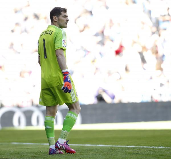 Iker Casillas, una vez más cuestionado/ Chema Rey