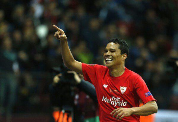 Carlos Bacca fue determinante en la final gracias a sus dos goles/ Ramón Navarro