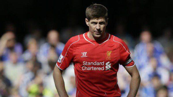 Se despidió una leyenda de Anfield, se despidió Gerrard/ AP