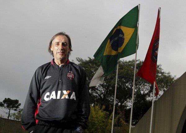 Miguel Ángel Portugal fue el primer técnico español en el Brasileirão/ Beatriz Guzmán