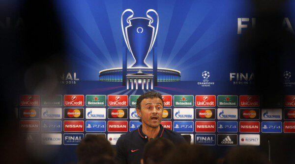 Luis Enrique buscará logra el segundo triplete del Barcelona/ Francesc Adelantado