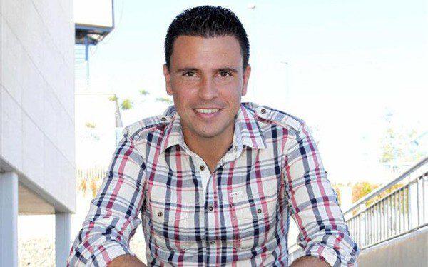 Sergio Lobera atendió amablemente a La Paradinha/ EFE
