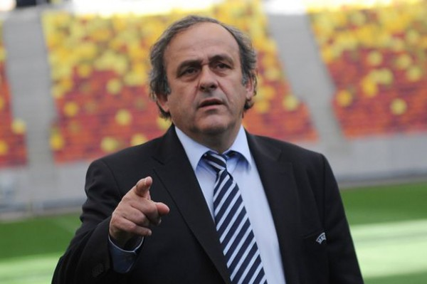Michel Platini aboga por una relajación del 'Fair Play'financiero/ AFP