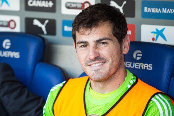 El fichaje por el Oporto sería muy positivo para Casillas/ Germán Parga